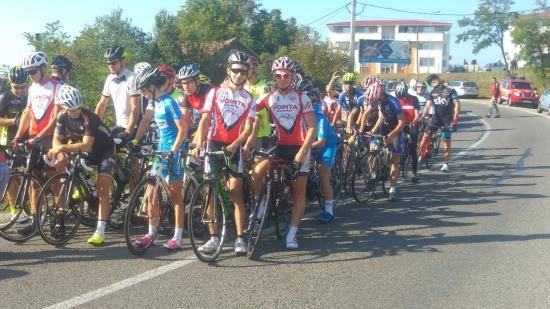 Kolozs megye kerékpár körversenye és Erdély Trófea