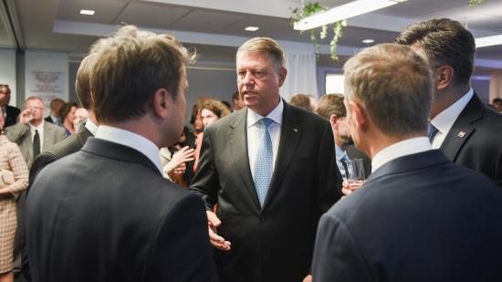 Johannis: Románia támogatja az ENSZ megreformálását