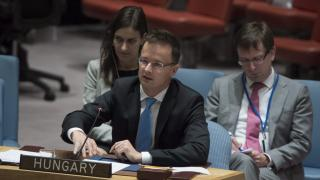 Szijjártó: a végsőkig kitartunk a magyar érdekekért