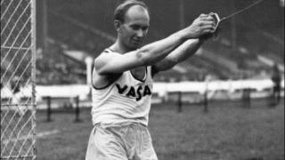 Németh Imre olimpiai bajnok kalapácsvető 100 éve született