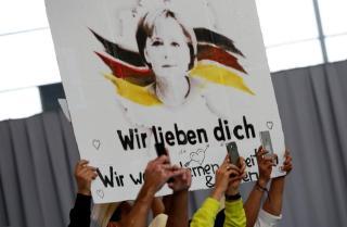 Merkel örök
