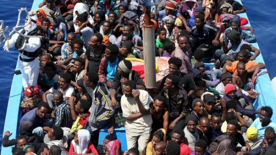 Olaszországot azért kerülték el a merényletek, hogy az embercsempészek nyugodtan tudjanak dolgozni