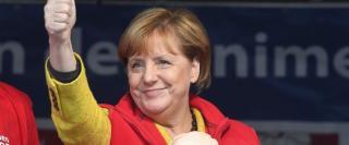 Német választások - Exit poll: Merkelék ...