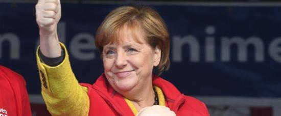 Német választások - Exit poll: Merkelék kapták a legtöbb szavazatot, de támogatottságuk csökkent