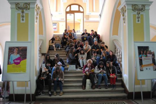 Erdély és Partium középiskolásai látogattak a BBTE-re