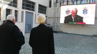 Orbán Viktor Kolozsváron - hangulatképek