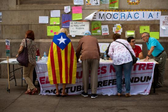 ¿Adónde vas, Cataluña?