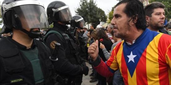 A katalánok mintegy 90 százaléka a függetlenségre szavazott (FRISSÍTVE)