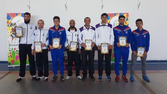 Vívás Román Kupa győzelmek Kolozsvárnak