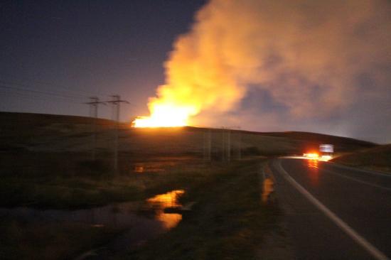 Patarét: tűz és víz, vészhelyzet