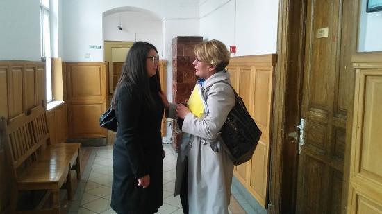 Izgalom és könnyek Horváth Anna első nyilvános tárgyalásán