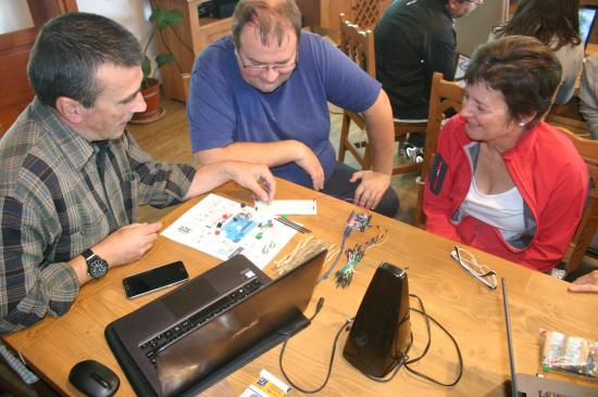 Fizikusok és fizikatanárok találkozója Sztánán