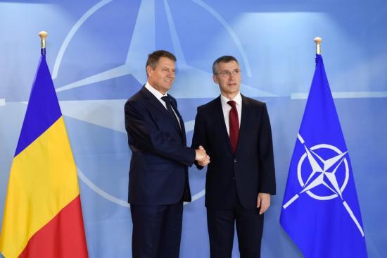 Johannis a NATO fekete-tengeri jelenlétének erősítését szorgalmazta a parlamenti közgyűlésen