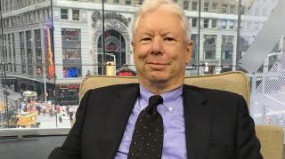 Richard Thaler kapta a közgazdasági Nobel-díjat