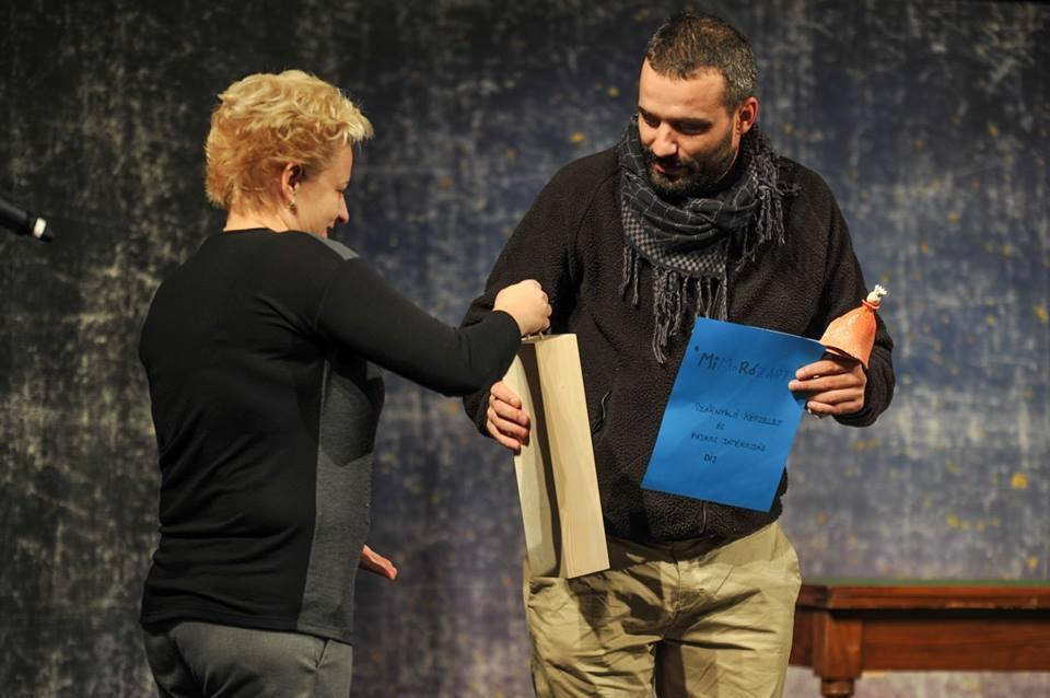 Két díj a Puck Bábszínháznak