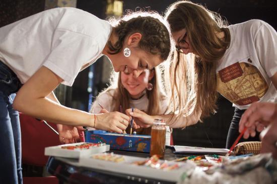Bölcs diákok: kulturális sokszínűség, nemzeti értékek versenye