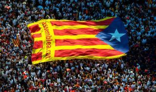 Katalán népszavazás - várnak még a függetlenség kikiáltásával