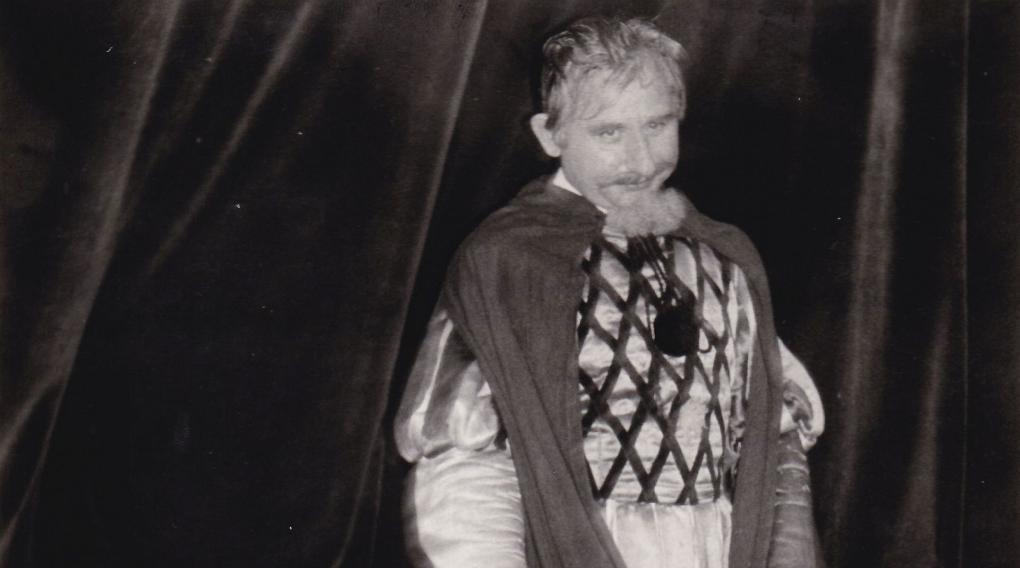 Emlékezés Papp Mihállyal, Erdély legidősebb műkedvelő színészével