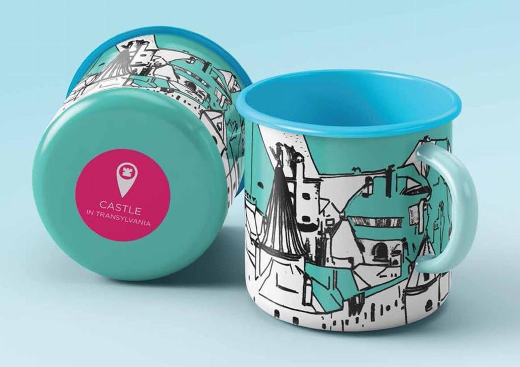 Veres Imola dizájnja különböző termékeken szerepelhet