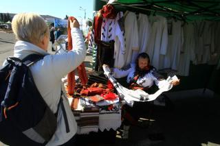 Kolozsváron a bukovinai termékek