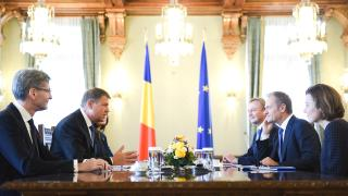 Johannis: Elfogadhatatlan a többsebességes Európa