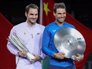 Sanghaji tenisztorna: Federer két szettben legyőzte Nadalt