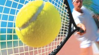 Osztrák és ázsiai tenisztornák
