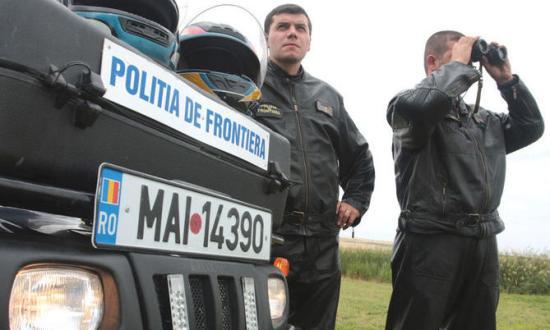Iráni és iraki migránsok próbáltak Romániába szökni