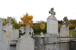 Szamosfalván épül az új temető