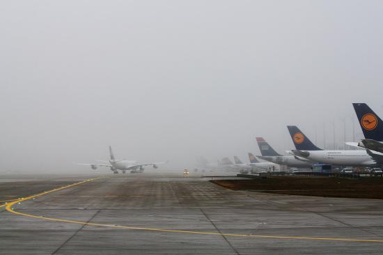 Kolozsvár: öt bel- és külföldi repülőjárat késett a köd miatt