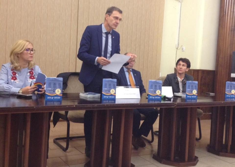 Ioan Aurel Pop rektor szerint a BBTE is szervez megemlékezéseket
