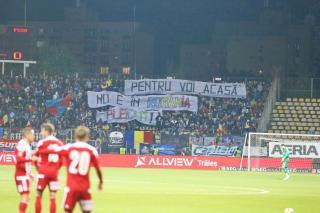 A magyarellenesség visszaszorítását kérték a Román Labdarúgó Szövetségtől