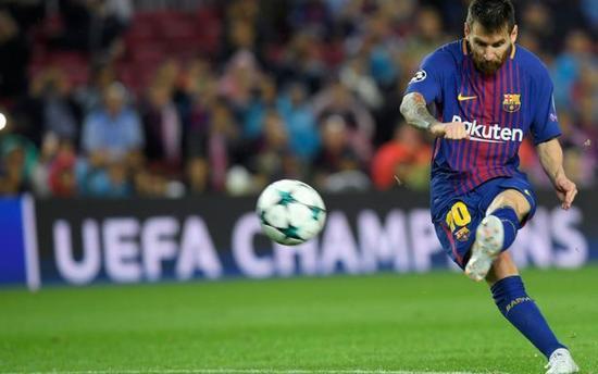 BL: megszületett Lionel Messi 100. európai kupagólja