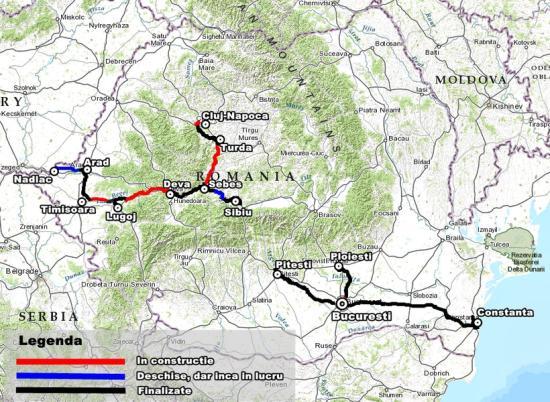 Bejelentetlen látogatást tett ma a kormányfő a Déva–Lugos autópályán