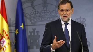 A katalán kormány feloszlatását kezdeményezi a spanyol kormány