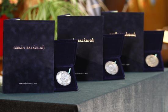 Orbán Balázs-díjak: idén a reformáció jegyében ítélték oda