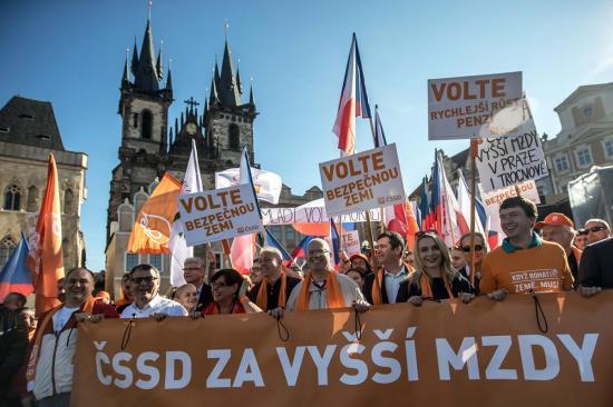 Befejeződött a képviselőházi választás Csehországban