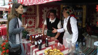 Csipkebogyó fesztivál Kalotaszentkirályon
