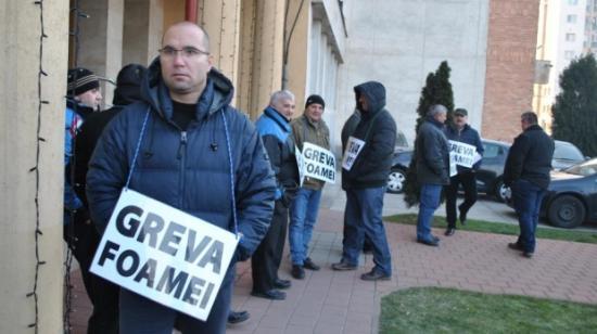 Felhagytak az éhségsztrájkkal az Olténia Energetikai Komplexum bányászai