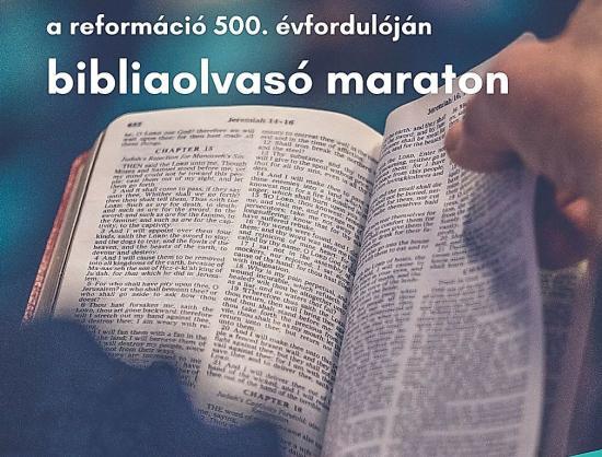 Szól a szkriptúra: bibliaolvasásra fel!