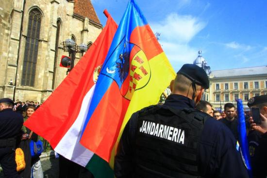 Pert nyert Fancsali Ernő a március 15-i kolozsvári felvonulás ügyében