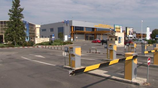 Tűz a kolozsvári repülőtéren. Kiürítették a terminálokat