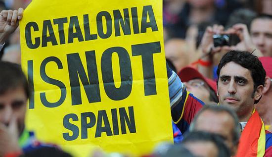 Amerikai külügyminisztérium : Katalónia Spanyolország szerves része