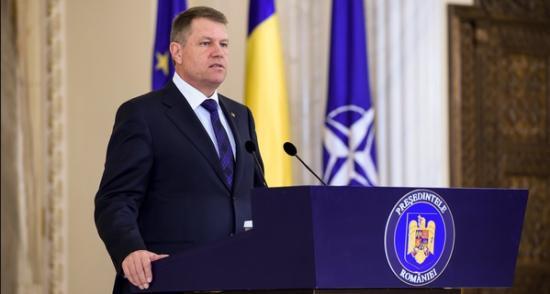 Johannis: Románia teljes mértékben szolidáris az Egyesült Államokkal