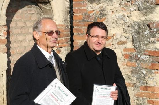 Huszonötödször adták át a Czelder Márton- és Földes Károly-díjat