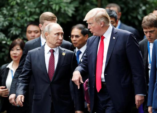Egyetért Trump és Putyin Szíria ügyében