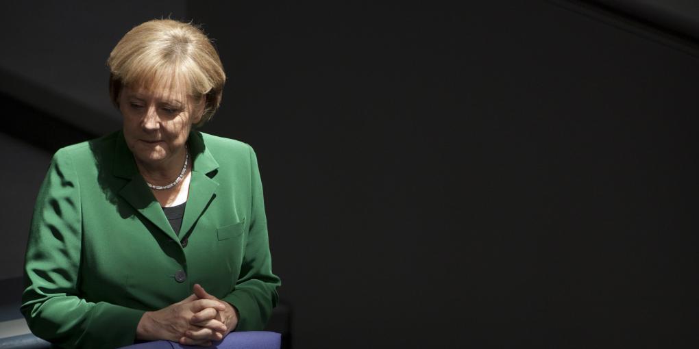 Merkel nem hajlandó kisebbségi kormányzásra