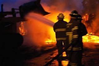 Tűz ütött ki a kolozsvári diáknegyedben