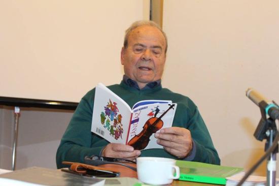 A Kolozsvár Társaságnál mutatkozott be Tar Károly