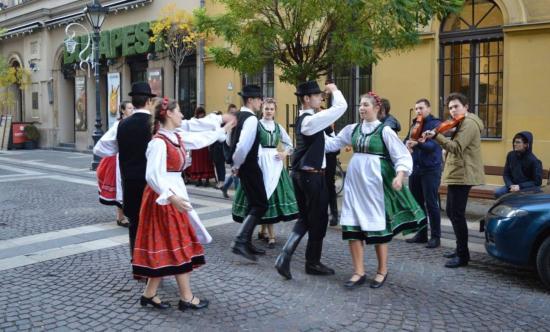 Mezőségi értékek a budapesti szórványünnepen